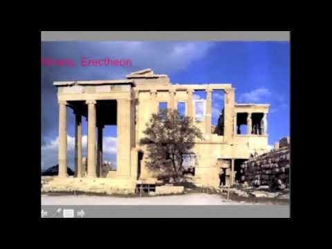 History of Arch   Lecture 07   Greek Architecture Part 2