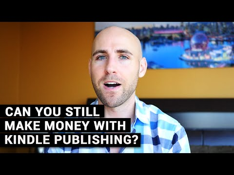 Can You Still Make Money With Kindle Publishing?