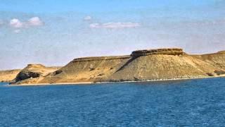 بحيرة دومة الجندل بمنطقة الجوف   Dumah Aljandal Lake in Al Jouf