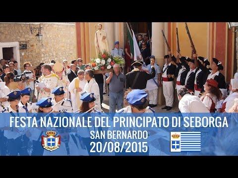 Festa Nazionale del Principato di Seborga 20/08/2015 - Fête nationale 2015 - National day 2015