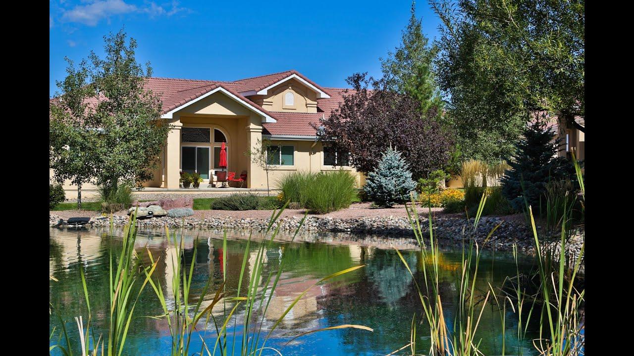 Patio Homes Colorado Springs Paradise Villas Sorano - YouTube