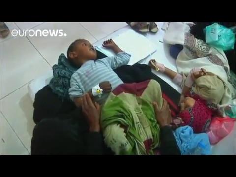 over 80 children killed in cholera outbreak -Yemen capital Sanaa