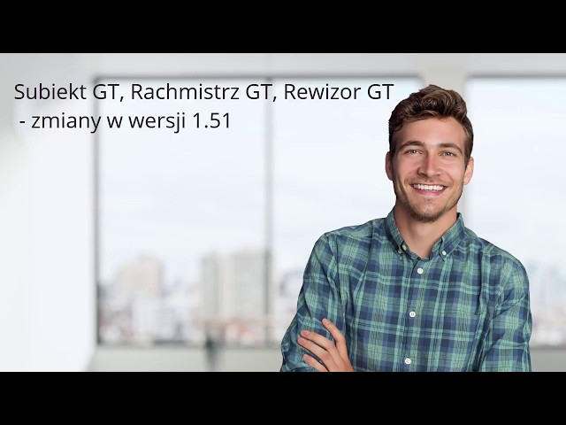 InsERT GT - zmiany w wersji 1.51