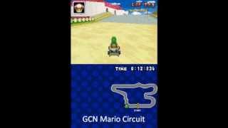 Mario Kart Unused / Beta Content: Mario Kart DS