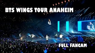 Download Video BTS Wings Tour in Anaheim (full fancam) MP3 3GP MP4
