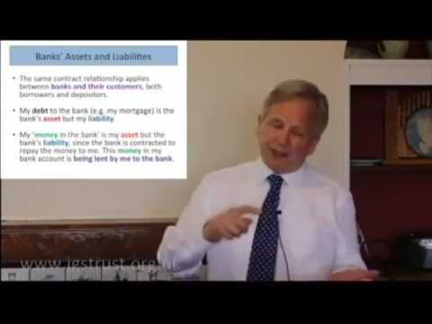 Debt Based Money & Banking part 1