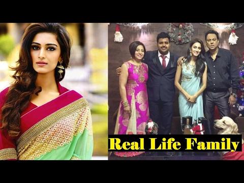 Sonakshi Bose(Erica J Fernandes) Real Life Family