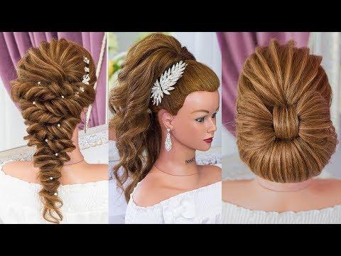 Топ 5 Прически на Выпускной.Top 5 Amazing Hairstyles Tutorials Compilation 2018