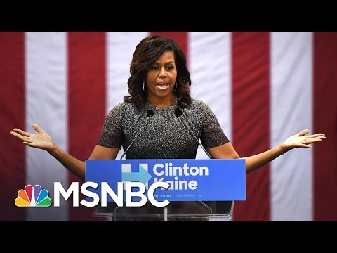 Why Michelle Obama Is Hillary Clinton's Secret Weapon   MSNBC