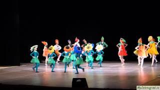 """К. Хачатурян. Сцена из балета """"Чиполлино"""""""