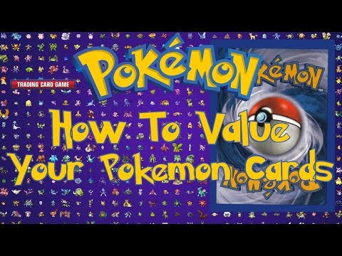 How To Sell Your Pokemon Cards ( Know The Value ) Tips