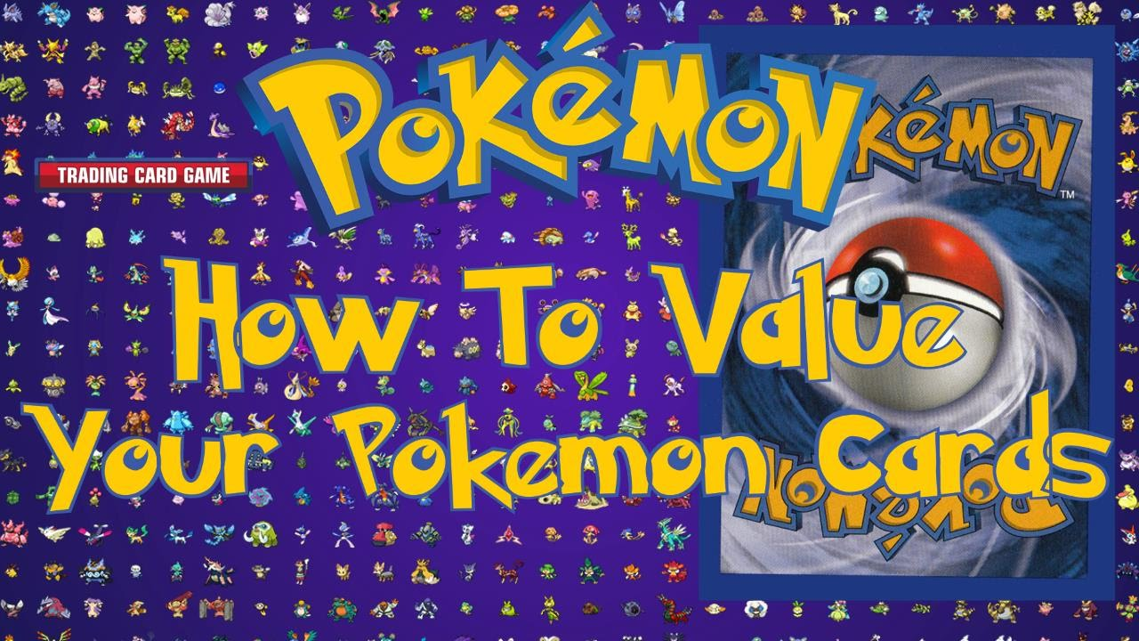 how to sell your pokemon cards know the value tips youtube - Where Can I Sell My Pokemon Cards In Person
