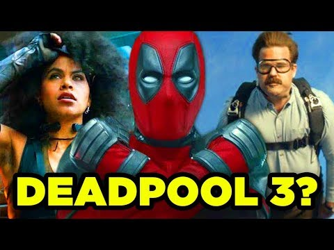 Deadpool 3? Cable and Deadpool Trilogy? Domino Spin-Off? - The Next Deadpool Movies