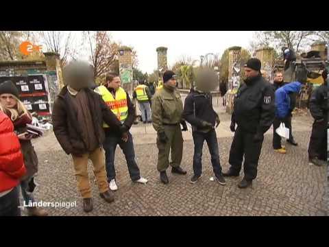 Berlin, Görlitzer Park: Schwarze Dealer verticken Crack & Speed