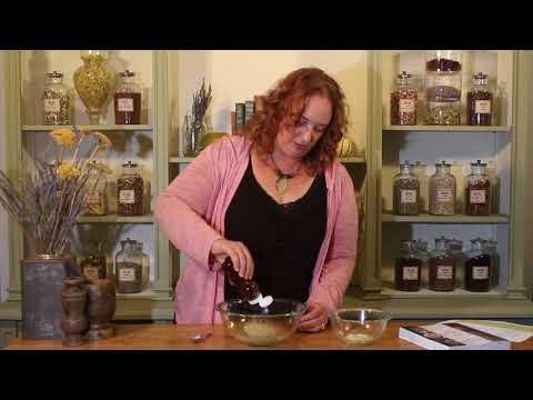 How To Make Herbal Pastilles with Rosalee De La Forêt