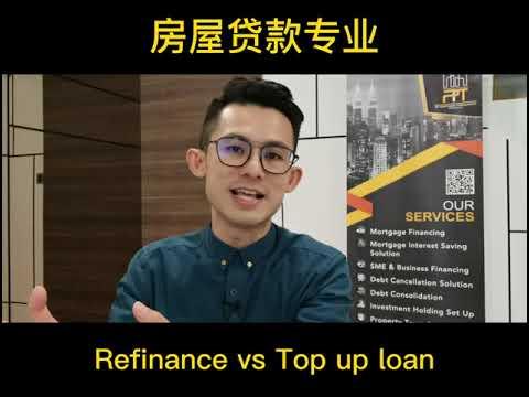 Refinance Vs Top Up Loan
