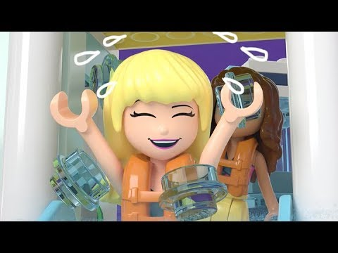 Heartlake City Resort 41347 Lego Friends Product Animation