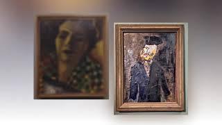 Выставка «Шагал: между небом и землей»
