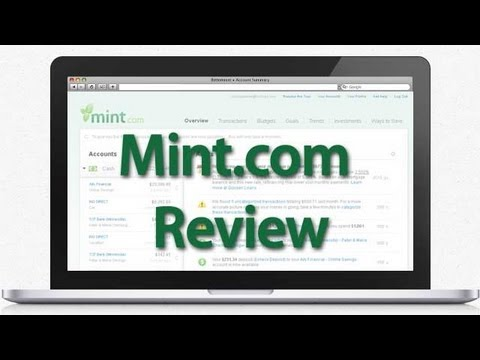 mint com review online personal finance and budgeting software