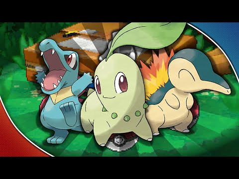 How to Get | Johto Starters - Pokemon Omega Ruby & Alpha ...