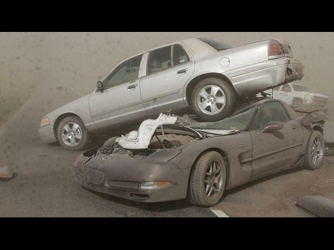 5 Worst Car Pile Ups Ever Caught on Camera