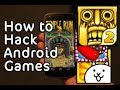 How to hack games in android each and every game