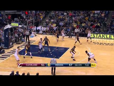 Cleveland Cavaliers vs Indiana Pacers   Full Game Highlights   Feb 27, 2015   NBA Season 2014 15
