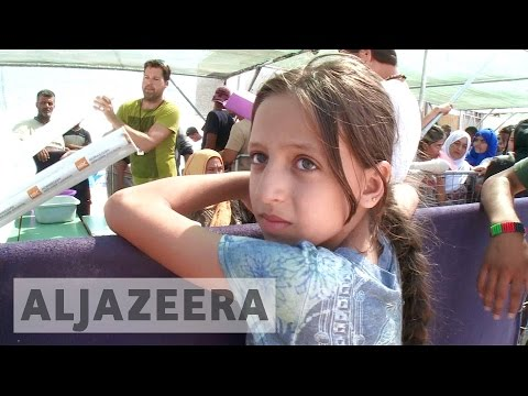 """Refugees in Greece: """"Every day you die many times"""""""