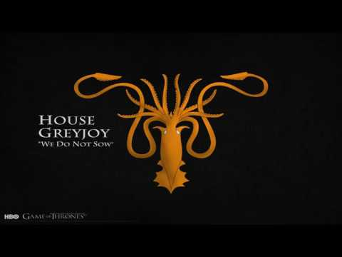 House Greyjoy Theme (S2-S6) - Game of Thrones