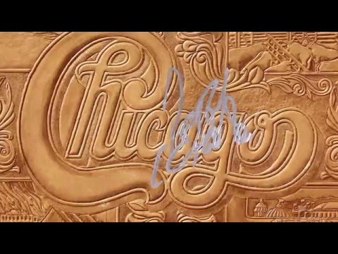 Peter Cetera Hand Signed Chicago VII LP