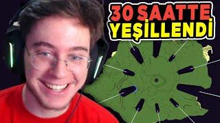 Endi 30 Saatte Yeşillendirdim (Akselotlarımın Yeni Evi)  Minecraft Hardcore 9