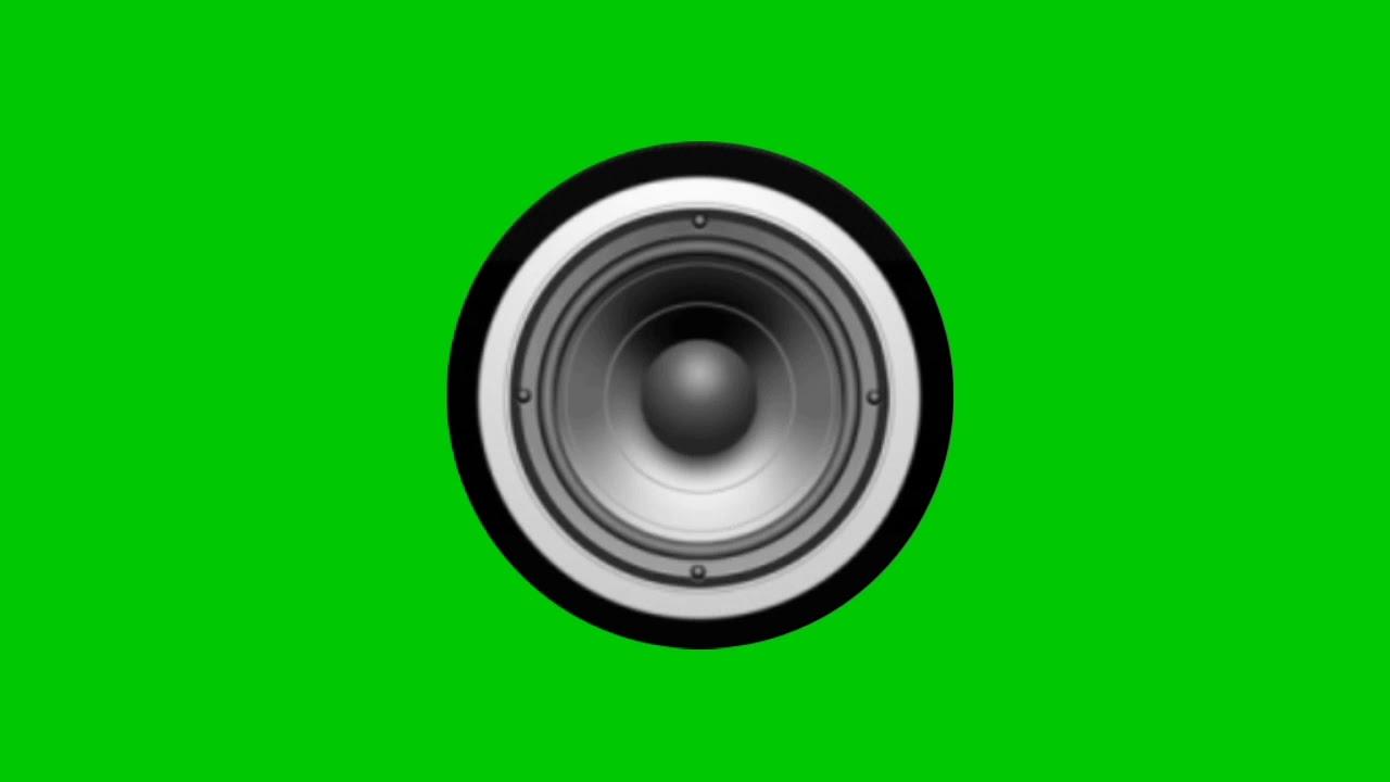 Gambar Speaker Animasi
