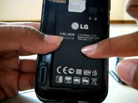 Review : LG Optimus Sol LG-E730 Part 1