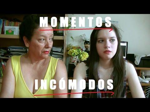 MOMENTOS INCOMODOS - Mica Suarez