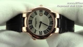 Женские наручные швейцарские часы Raymond Weil 5229-PC5-00659