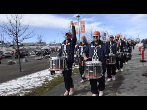Denver Broncos' Brass: The Mile High Marching Band