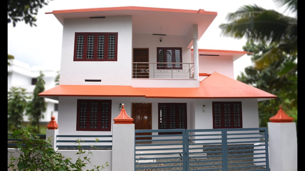 Chalakudy, 7 Cents Plot And 1500 Sq Ft, House For Sale In
