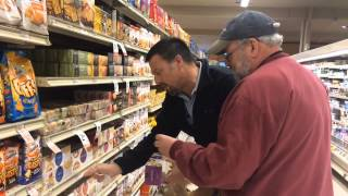 Behind the scenes at a Haggen store conversion