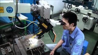 Sisma welding machine