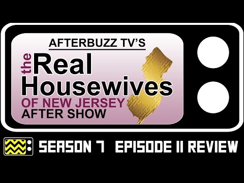 Real Housewives Of New Jersey Season 7 Episode 11 Review & After Show | AfterBuzz TV