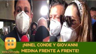 ¡Ninel Conde y Giovanni Medina frente a frente! | Programa del 17 de noviembre 2020 | Ventaneando