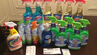 Target Clean Deal Coupon Haul - Cheap Products for Spring Cleaning!