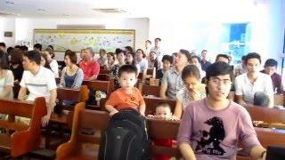 PS 17 04 2016 - Tựa bên lòng Chúa -  LM Nguyen Van Tuyen
