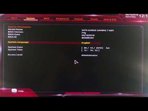 Ryzen 7 2700x BCLK+PBO+Undervolt OC BIOS settings - YouTube