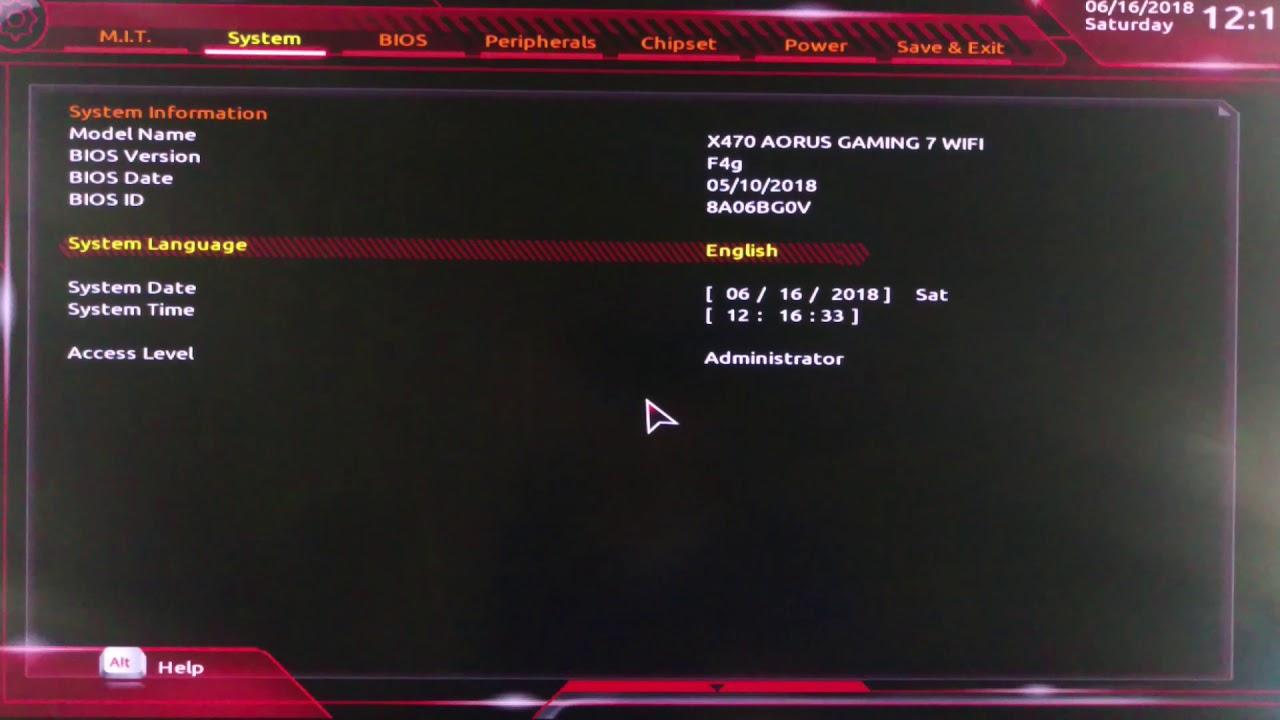 Ryzen 7 2700x BCLK+PBO+Undervolt OC BIOS settings