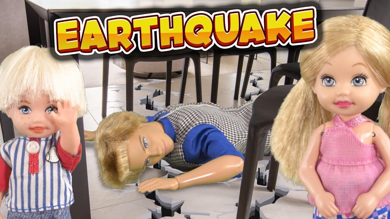 Barbie - The Earthquake   Ep.322