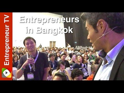 Entrepreneur TV in Bangkok
