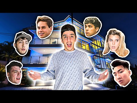 I'M OFFICIALLY MOVING TO THE FAZE HOUSE LA!! **surprise**