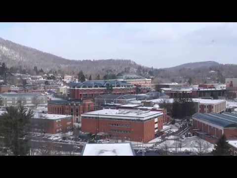 School cancellations at Appalachian State