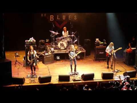 Scandal Band - Harukaze Live
